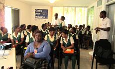 Photo: Centre pour inclusion de CBM