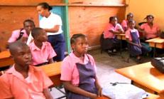 Titre: Foyer d'Amour, près de 20 ans dans la formation spéciale en Haïti