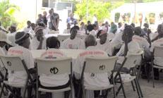 Titre: « Kore Moun Andikape », assistance financière pour une meilleure qualité de vie