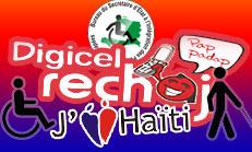 Titre: Activités génératrices de revenu, la Digicel s'engage auprès des personnes handicapées