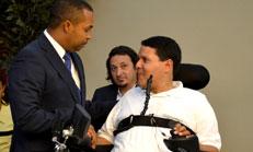 Titre: Installation du CONARHAN : la problématique du handicap au centre des décisions politiques