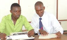 Titre: Des candidats handicapés aux examens officiels