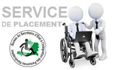 Titre: Un nouveau service au profit des personnes handicapées