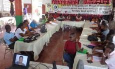Titre: Formation pour des leaders d'associations de personnes handicapées aux Cayes