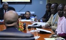 Titre: Première rencontre du Comité Interministériel de Suivi en matière de Handicap