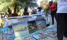 Titre: Exposer les potentialités artistiques des personnes handicapées