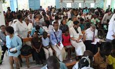 Titre: Double Commémoration à l'Arche Haïti