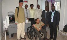 Le BSEIPH étend ses services progressivement sur l'ensemble du pays
