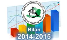 Bilan satisfaisant du BSEIPH pour l'exercice fiscal 2014-2015