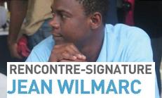 Wilmarc Jean rencontre des étudiants autour de son ouvrage