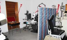 Vue de la salle Ophtalmologique de St Vincent