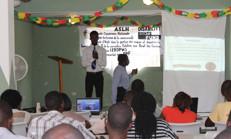 Présentation sur les moyens de rendre les programmes de gestion de risques et de désastres plus inclusifs