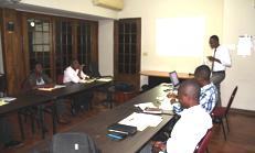 Formation à l'intention des cadres des bureaux départementaux du BSEIPH